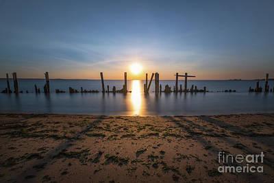 Michael Versprill Photograph - The Bridge Of Light  by Michael Ver Sprill