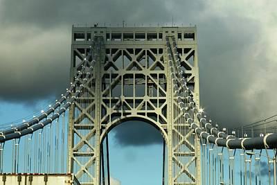 The Bridge Art Print by Paul SEQUENCE Ferguson             sequence dot net