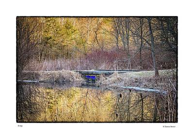 Photograph - The Bridge by R Thomas Berner