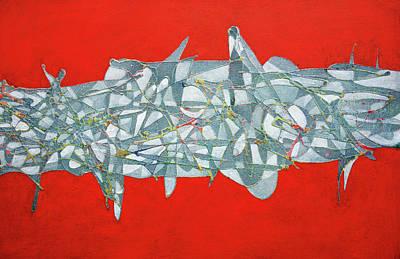 Painting - The Bridge  by Ronex Ahimbisibwe