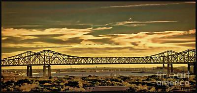 Photograph - The Bridge by Steven Parker