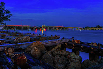 Photograph - The Bridge To Longboat Key by Doug Camara