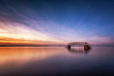 Photograph - The Bridge To Nowhere by Scott Masterton