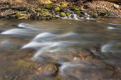 Photograph - The Brook by Sara Hudock