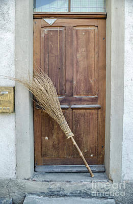 Photograph - The Broom by Michelle Meenawong