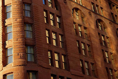 Photograph - The Brown Palace by Mike Braun