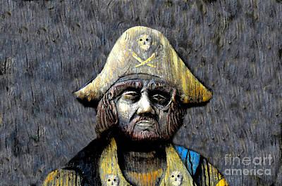 The Buccaneer Art Print by David Lee Thompson