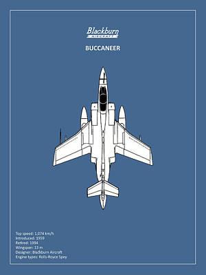 The Buccaneer Art Print