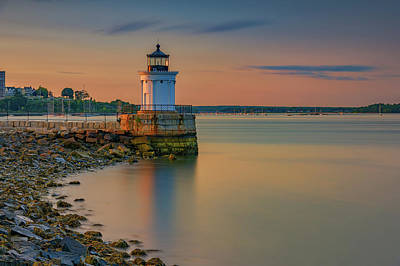 Photograph - The Bug Light by Rick Berk