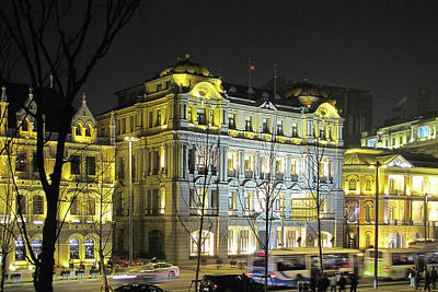 The Bund - Shanghai's Signature Strip Of Historic Riverfront Architecture Original