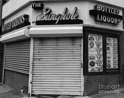 Photograph - The Bunghole, Salem, Massachusetts by Lita Kelley