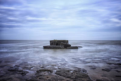 Base Metals Photograph - The Bunker by Martin Newman