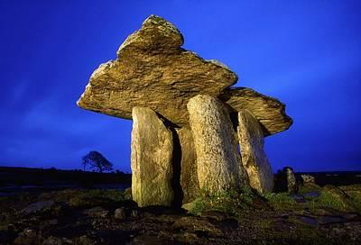 Photograph - The Burren, County Clare, Ireland by Richard Cummins