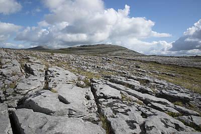 Photograph - The Burren National Park by John Farley