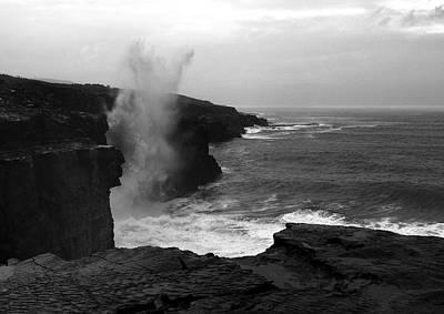 Photograph - The Burren Way by Aidan Moran