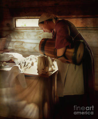 Photograph - The Butter Churn by John Anderson