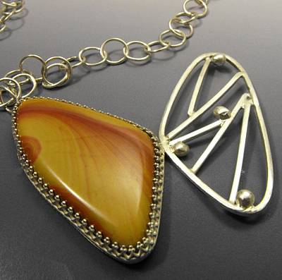 Sterling Silver Chains Jewelry - The Butterfly by Aimee Koester