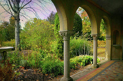 Photograph - The Butterfly Garden by Diana Angstadt
