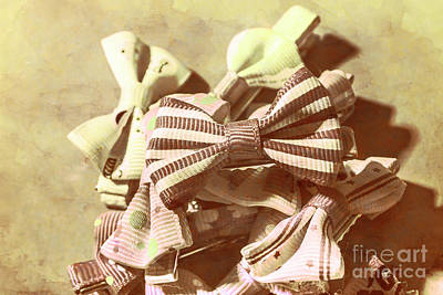 Bow Photograph - The Bygone Bowtie Club by Jorgo Photography - Wall Art Gallery