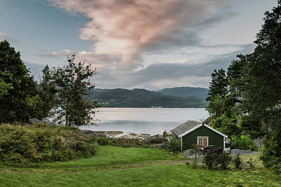 Photograph - The Cabin by Thomas Schreiter