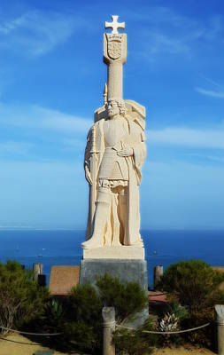 Photograph - The Cabrillo National Monument - San Diego by Glenn McCarthy Art and Photography