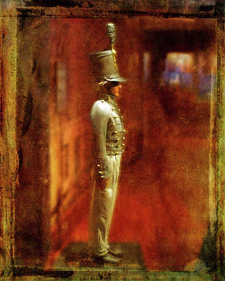 Photograph - The Cadet by Larry Bishop