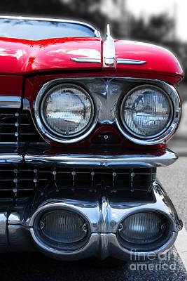 The Cadillac Way Art Print