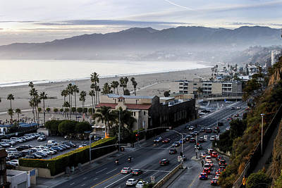 Photograph - The California Incline by Gene Parks