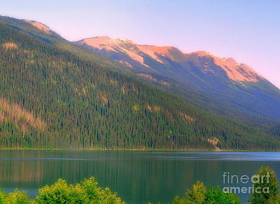 Photograph - The Calm by Elfriede Fulda
