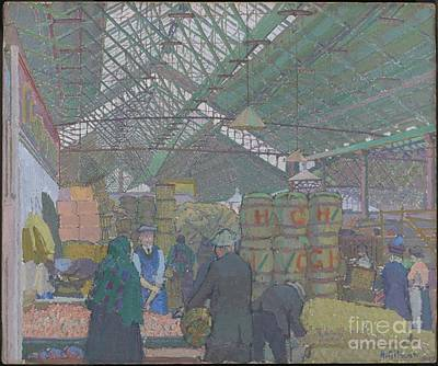 Camden Town Group Painting - The Camden Town Group In Context by Celestial Images