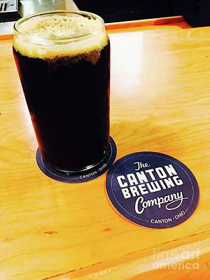 Photograph - The Canton Brewing Co by Michael Krek