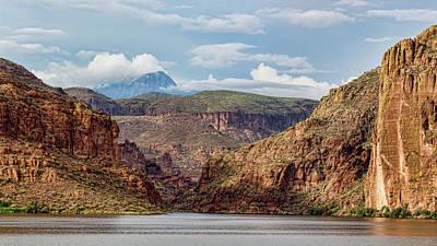 Photograph - The Canyon by Ryan Seek