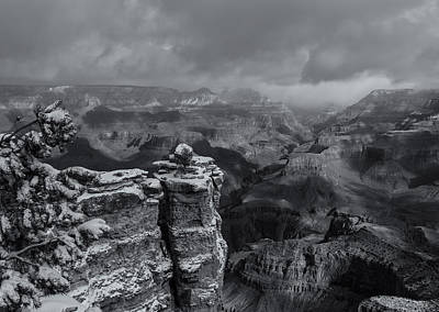 Photograph - The Canyon View by Jonathan Nguyen
