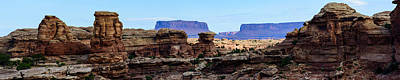 Photograph - The Canyonlands by Tikvah's Hope