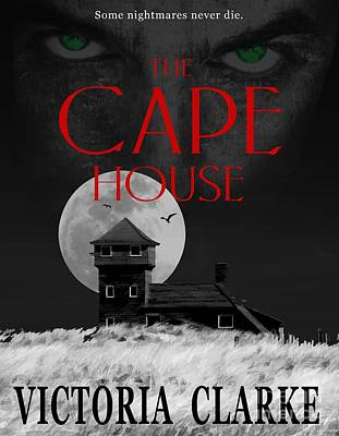 Book Jacket Design Photograph - The Cape House Book Cover by Mike Nellums
