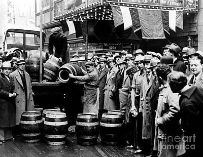 Celebrate Photograph - The Captured Beer by Jon Neidert