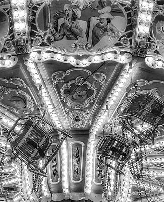 Photograph - The Carousel Finished Work by Dirk Jung