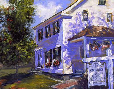 The Carpenters House Art Print