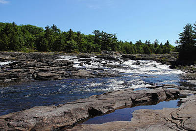 Photograph - The Cascades by Debbie Oppermann