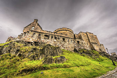 Photograph - The Castle by Bill Howard