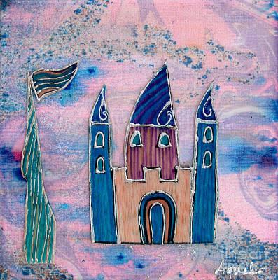 The Castle Feels Original by Aqualia