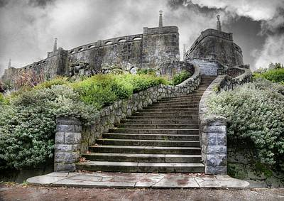 Photograph - The Castle by Steve McKinzie