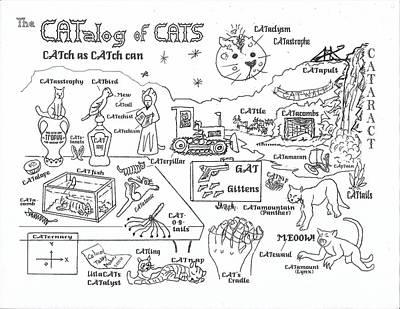 The Catalog Of Cats Original