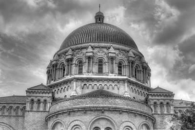 The Cathedral Basilica Of St. Louis Art Print