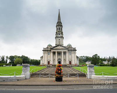 Photograph - The Cathedral Of Saint Patrick And Saint Felim, Cavan Cathedral by Jim Orr