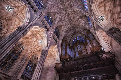 Photograph - The Cathedral Of St. Patrick by Jerome Obille