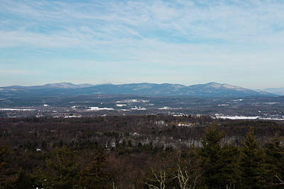Photograph - The Catskills In Winter by Jeff Severson