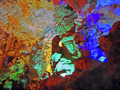 Photograph - The Caves 4 by Ron Kandt