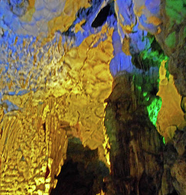 Photograph - The Caves 8 by Ron Kandt
