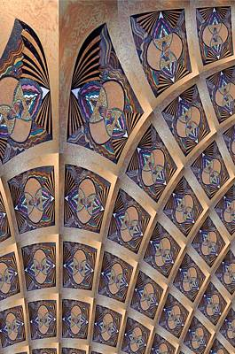 The Ceiling Art Print by Ricky Kendall